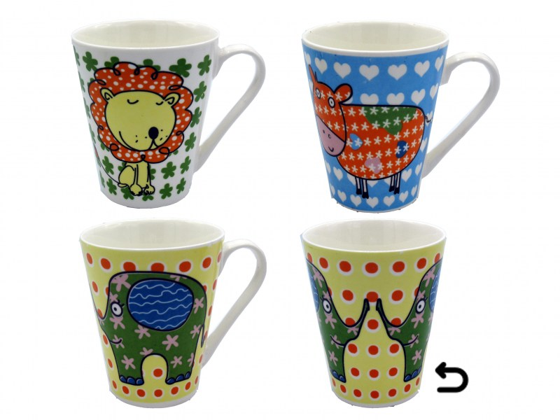 TAZZA ANIMAL