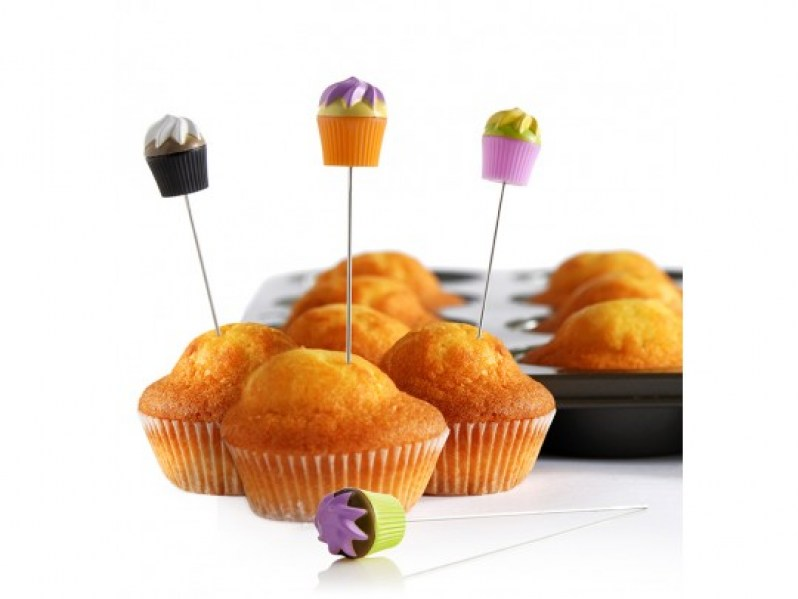 brandani-BRANDANI-CUPCAKE-TESTER-COLORI-ASSORTITI-INOX-PS-DISPLAY-24PZ-30